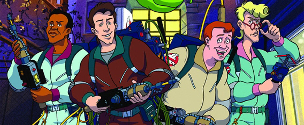 The Animated Ghostbusters Are Back From the Dead