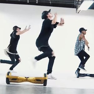"""""""What Do You Mean?"""" Segway Dance Video"""