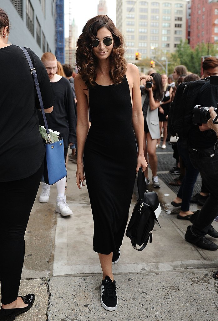 Brooklyn Ny 5 Women Show You How To Wear The Perfect Black Dress In Any City Popsugar Fashion
