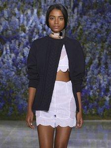 Dior Spring 2016: A Subtly Floral Dream Wardrobe