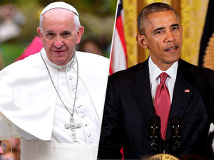 President Obama Says Pope Francis Made Him Want to Be Better