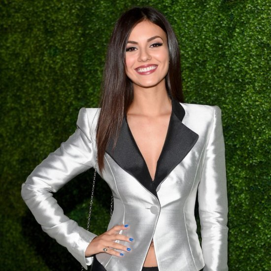 Victoria Justice at Teen Vogue's Young Hollywood Party 2015