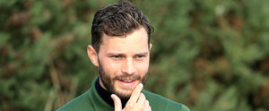 Jamie Dornan Turns His Golf Match Into a Full-On Photo Shoot