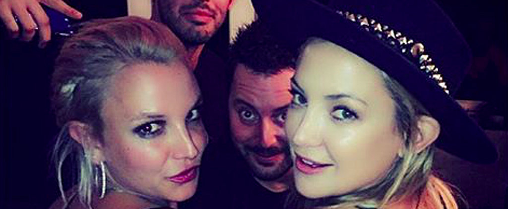 You Won't Believe Which Famous Star Showed Up at Kate Hudson's Game Night
