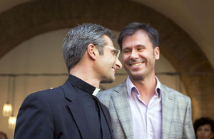 Vatican Fires Priest For Coming Out As Gay