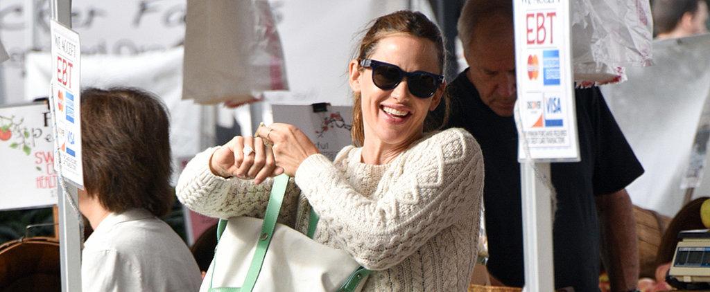 Jennifer Garner and Ben Affleck Step Out Together For a Family Outing