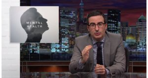 John Oliver: Calling American Mental Healthcare A Clusterf*** 'Is An Insult To Clusterf***s'