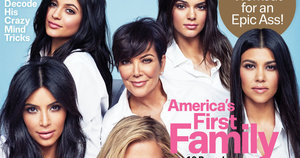 Cosmo Declares The Kardashians 'America's First Family'