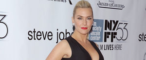 Kate Winslet Stuns on the Red Carpet Ahead of Her 40th Birthday