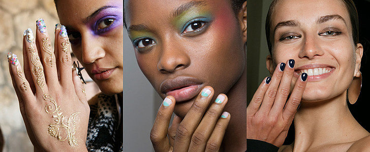 Introducing the Chicest Nail-Art Trends That Will Blow Up in 2016