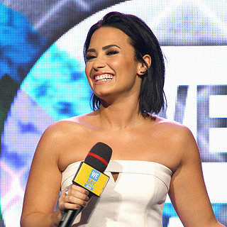"Demi Lovato Talks About Being Empowered in ""Confident"""