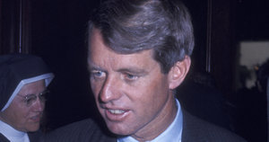 Watch Robert Kennedy Push Gun Control In Same Town As Recent Mass Shooting
