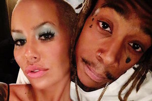 "Wiz Khalifa And Amber Rose Reunited After Her ""SlutWalk"""