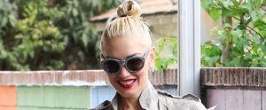 Gwen Stefani Is All Smiles While Leaving Church on Her Birthday Weekend