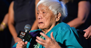 Grace Lee Boggs, Legendary Activist, Dies At 100