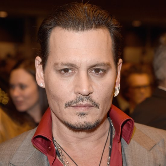 Johnny Depp Talks About Daughter's Modelling Career