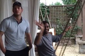 Jennifer Lawrence And Amy Schumer Add Chris Pratt And Aziz Ansari To Their Squad