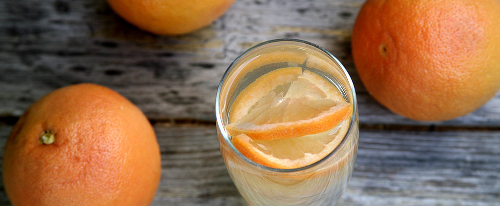 A Twist on Lemon Water That Can Help You Lose Weight