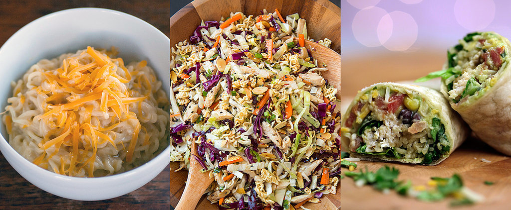 15 Recipes That Start With a Package of Instant Ramen