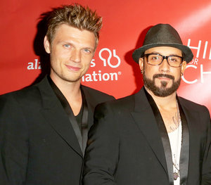 "Nick Carter to Dance to ""Everybody"" on Dancing With the Stars - With A.J. McLean Cheering Him On: Watch Sneak Peek Video!"