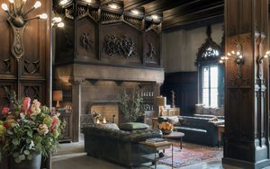 Windy City Gothic: The Chicago Athletic Association Hotel by Roman and Williams