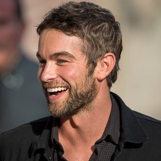 Chace Crawford Jimmy Kimmel Octobre 2015