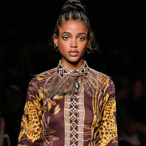 Let's Discuss: Cornrows At Valentino