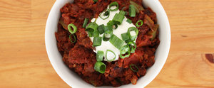 The Low-Calorie Crockpot Chili You Need in Your Life
