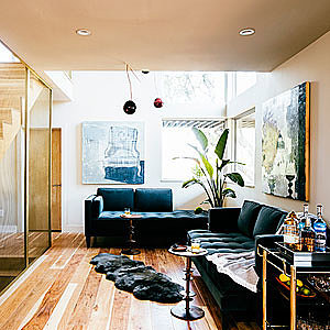 18 smart ideas from a stunning mid-century remodel