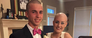 This Teen Battling Cancer Got the Best Surprise From Her Homecoming Date