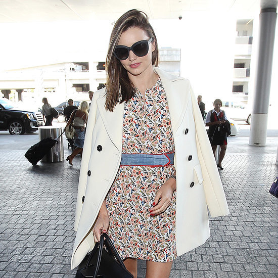 Celebrity Airport Style