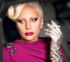 American Horror Story: Hotel Recap: Lady Gaga and Matt Bomer Have Group Sex, Drink Blood