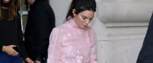 Kendall Jenner Ditched Her Signature Style For Something Unexpected