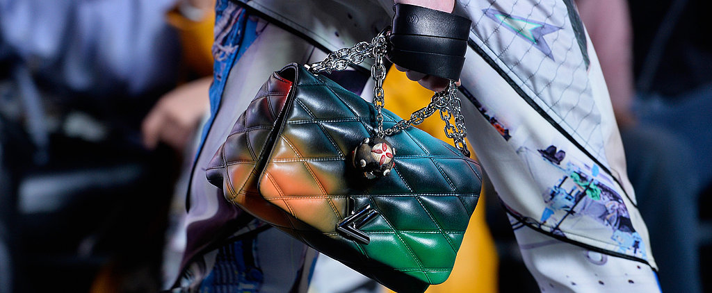 Just Try to Pick a Favourite Louis Vuitton Bag From the Spring '16 Runway