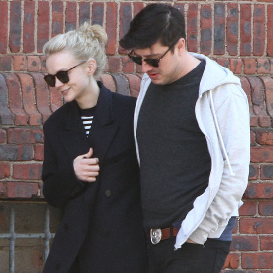 Carey Mulligan Gives Birth to Her First Child 2015