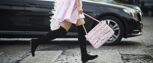 The Sweetest Street Style Accessories You Ever Did See Were at PFW