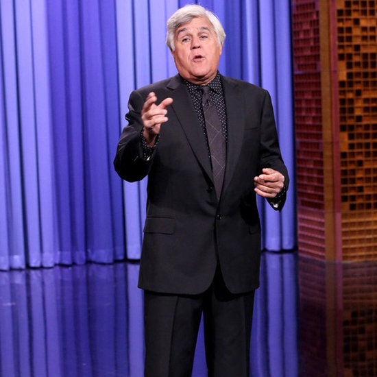 Jay Leno Appears on The Tonight Show 2015