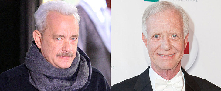 """Tom Hanks Has Transformed Into a Silver Fox to Play Captain """"Sully"""" Sullenberger"""