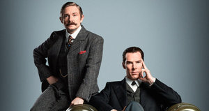New 'Sherlock' Special Trailer Takes Holmes and Watson Back to the 19th Century