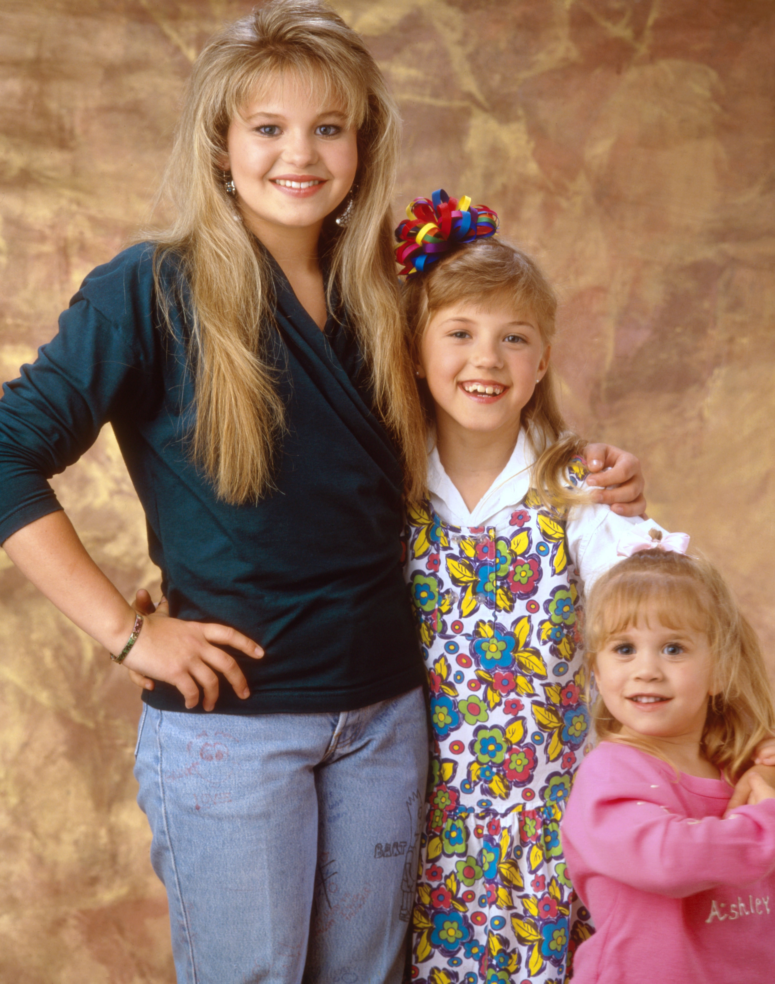 Michelle From Full House All Grown Up dominantnifo