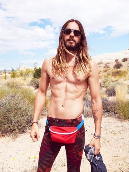 Jared Leto Wants You to Take Climate Change Seriously In This Epic PSA