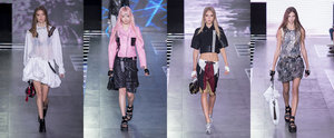 Pretty Meets Punk: Every Runway Look From the Louis Vuitton Spring 2016 Show