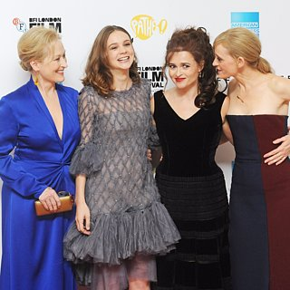 Suffragette Premiere at the London Film Fest