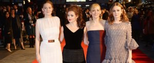 The Stars of Suffragette Hit the BFI London Film Festival