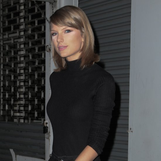 Taylor Swift Wearing Black