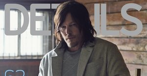 "Norman Reedus Is On The Cover Of ""Details"" Reminding Everyone How Damn Fine He Is"