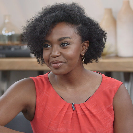 Jerrika Hinton Grey's Anatomy Interview (Video)