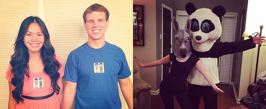 16 Fun and Cute Emoji Costumes For Couples