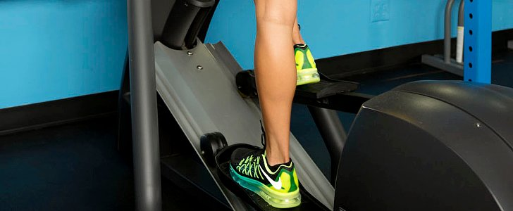 Time For the Elliptical! Try This Fat-Blasting Workout