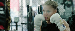 Ronda Rousey's Latest Fight: Change People's Perceptions of Strength and Beauty